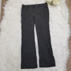 CABI Heather Gray Dress Pants Size 8